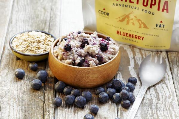 Blueberry Oatmeal - GF - MainImage