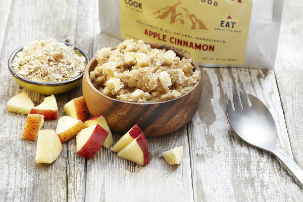 Apple Cinnamon Oatmeal - MainImage