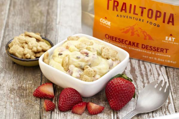 Cheesecake Chocolate Strawberry - MainImage