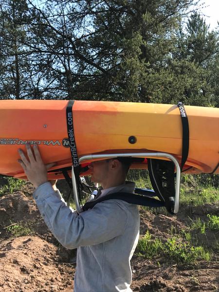 Kayak Seat Yoke - MainImage