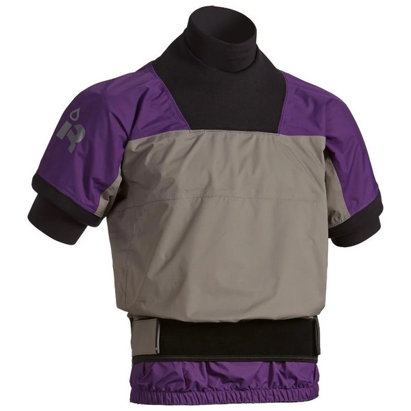 Short Sleeve Rival Paddle Jacket- Acai - MainImage