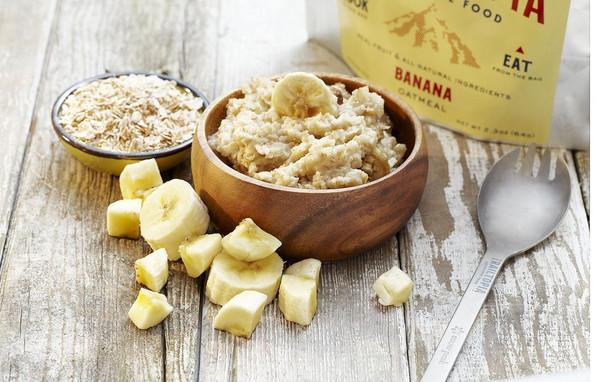 Banana Oatmeal - GF - MainImage