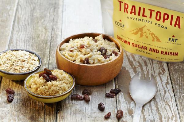 Brown Sugar Raisin Oatmeal - GF - MainImage