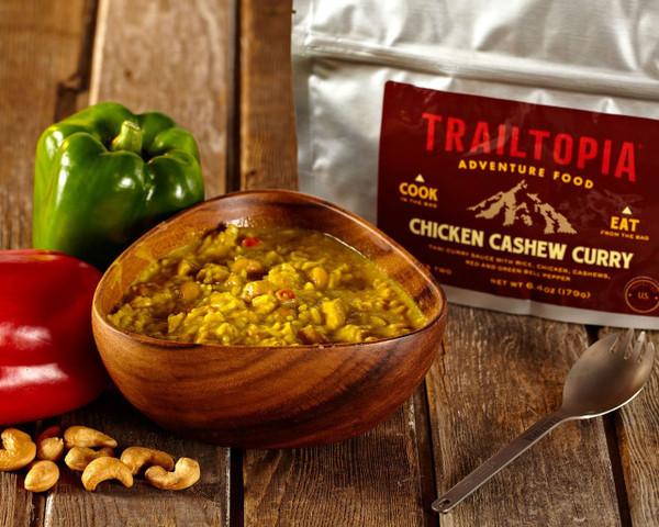 Chicken Cashew Curry - GF - MainImage