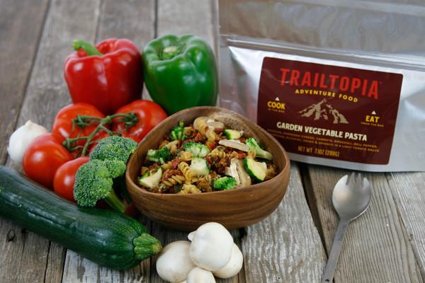 Garden Vegetable Pasta - MainImage