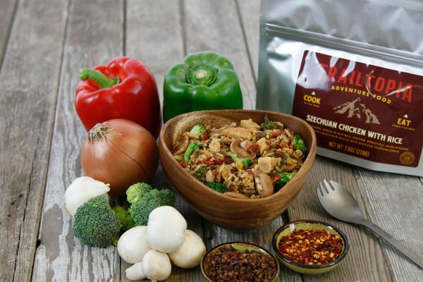 Szechuan Chicken - GF - MainImage