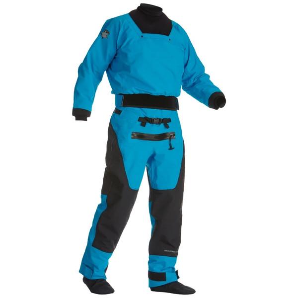 Devil's Club Dry Suit 2021 - Atomic Blue - MainImage