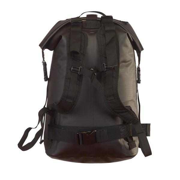 Animas Dry Backpack Straps Bag - Black