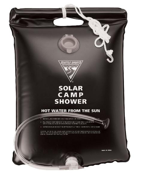 Camp Solar Shower