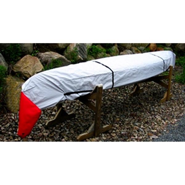 Danuu Canoe Cover In Use