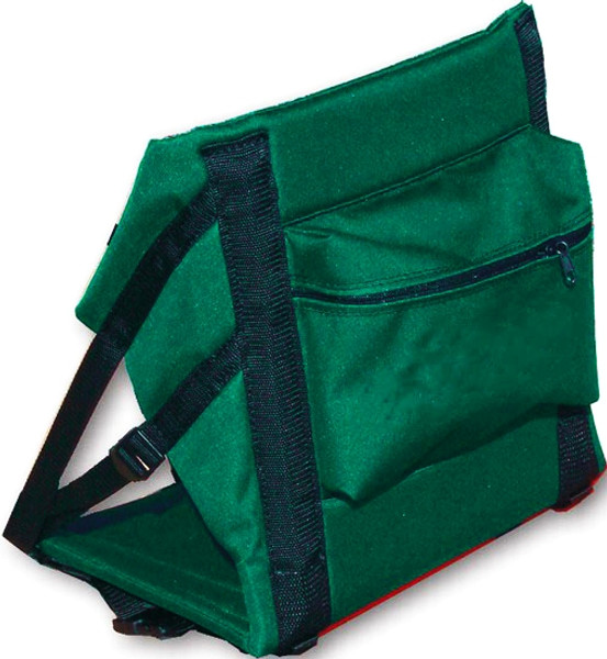 Low Back Canoe Seat with Pocket