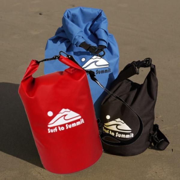 Dry Bags - Set of Three Waterproof Paddling Storage Packs