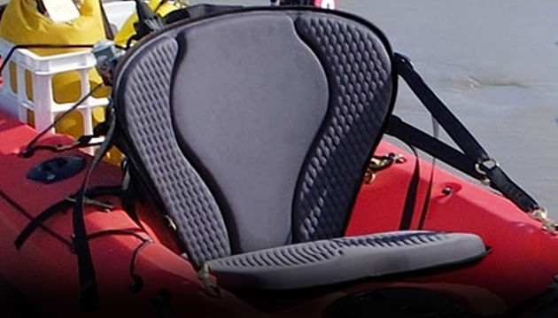 Comfykayak com - Kayak Seats, Paddles and Kayaking Accessories