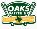 Oaks Batter Up Texas