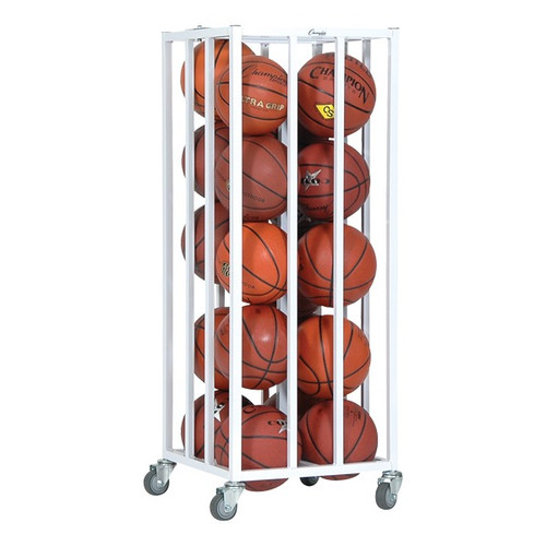 Champion Sports Vertical Ball Cage - 20BC