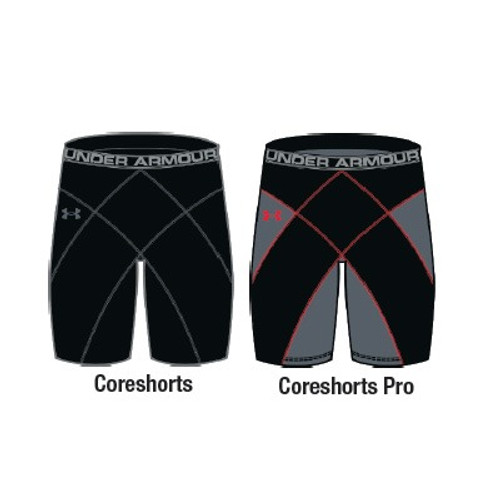 Under Armour Coreshorts Sports Compression Shorts (Pro)