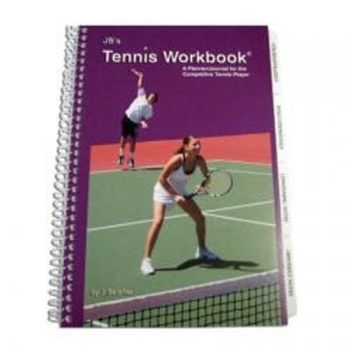 Tennis Workbook by J. Belsher