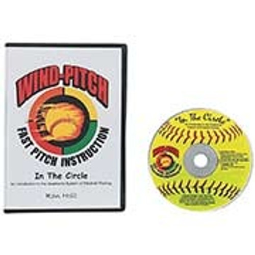 "Wind-Pitch ""In The Circle"" Fastpitch Instruction CD - CDITC"