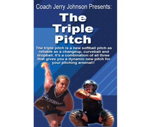 Jerry Johnson Presents: The Triple Pitch DVD