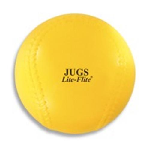 Jugs B5000 Lite-Flite Optic Yellow Baseballs
