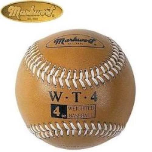 Markwort 4oz Weighted Baseball 2