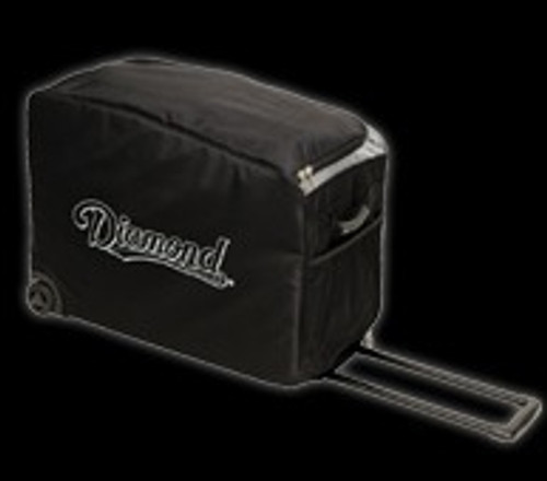 Diamond Sports Wheeled 2 Ball Bucket Bag