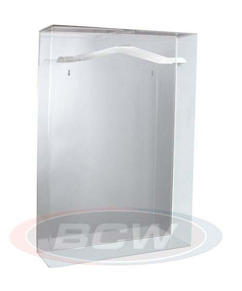 BCW Deluxe Acrylic Large Jersey Display - Mirror Back