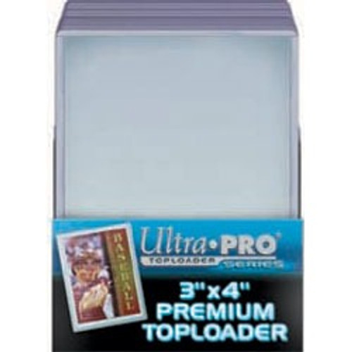 """Ultra Pro #81145 3"""" x 4"""" Top Loaders"""