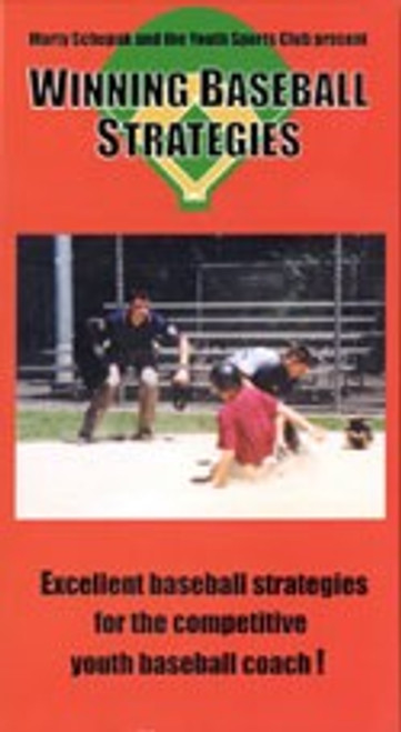 """Winning Baseball Strategies""  DVD"