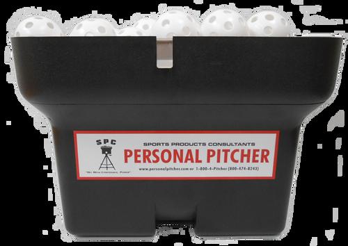 Personal Pitcher Pro Fastball/Curveball Pitching Machine