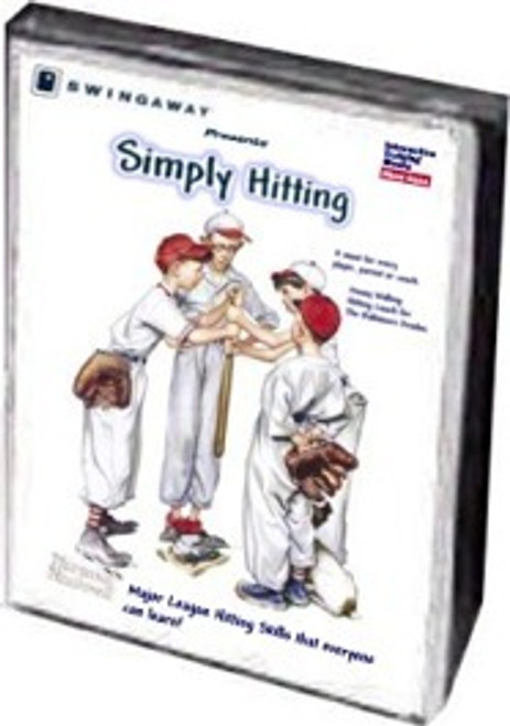 """Simply Hitting"" Interactive CD-ROM"