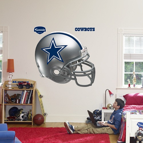 Dallas Cowboys Helmet Fathead