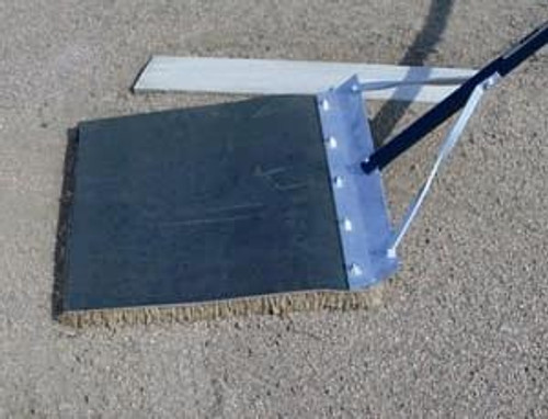 """COCOA MOP 24"""" W x 18"""" H with Aluminum Handle"""