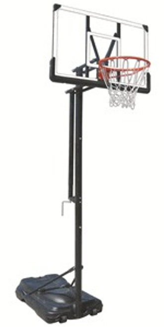 First Team Invader Portable Basketball Hoop with 44 Inc