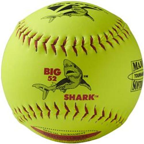 """Decker ASA Big Shark 12"""" Super Grip Softball (52 / 300)"""