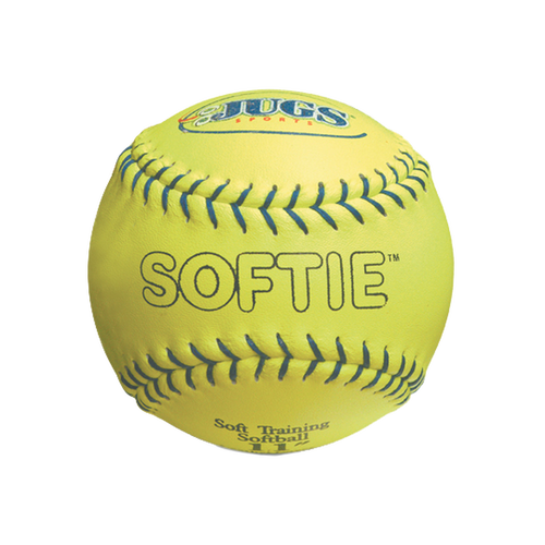 Jugs Softie  Genuine Leather Practice Softballs