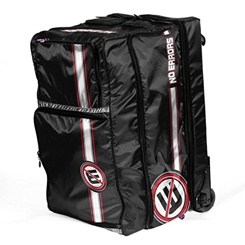 GearGuard Blue Umpire Gear Guard Bag  (Black)