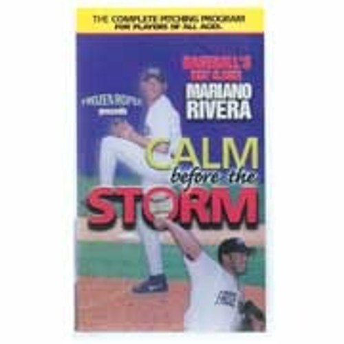"""Calm Before the Storm"" Instructional Pitching Video"