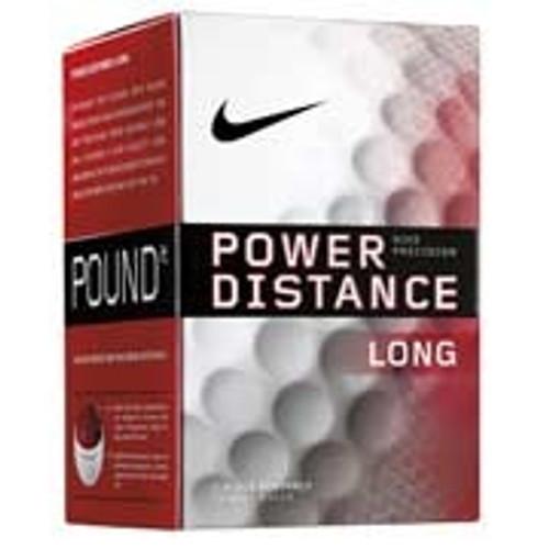 Nike Power Distance Long Golf Balls (dozen)