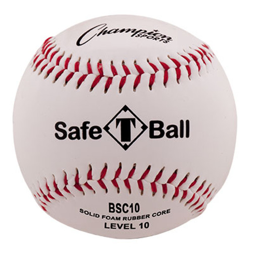 Champion Sports BSC10 Soft Compression Baseballs