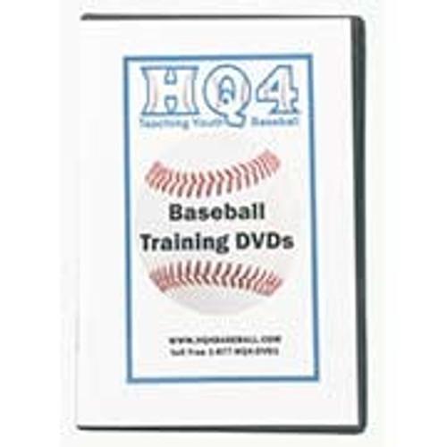 "HQ4 Hitting Coach 1 Baseball ""Mechanics"" DVD"