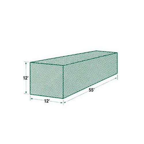 Jugs CAGE #8:  55' LONG x 11' WIDE x 11' HIGH
