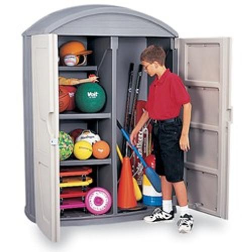 Highboy Storage Shed