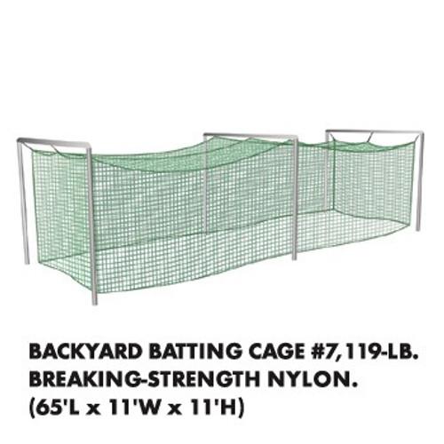 Jugs A0005 Baseball Backyard Net Package