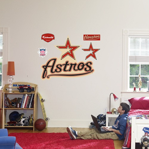 Houston Astros Logo Fathead