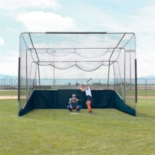 ATEC Varsity Collapsible Backstop Batting Cage