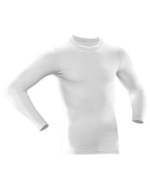 Teamwork Youtht Long Sleeve Compression Shirt