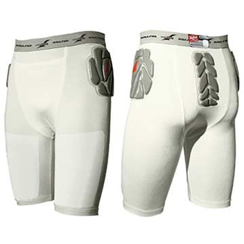 Rawlings 3-Piece Compression Football Girdle (Adult)