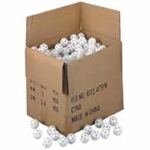 "Markwort Golf Ball Size 5"" Training Pliable Plastic Balls (Case)"