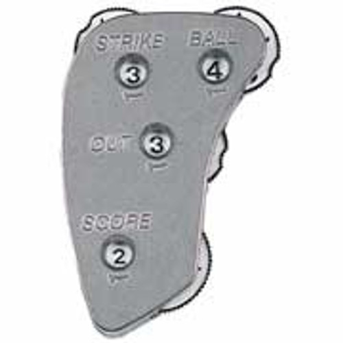 Markwort AI Aluminum Umpire Indicator 4-Dial
